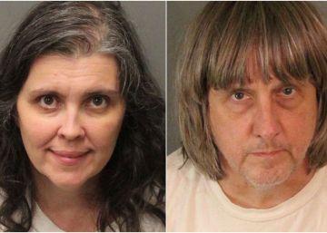 Detenida una pareja en California que tenía a sus 13 hijos encadenados y desnutridos