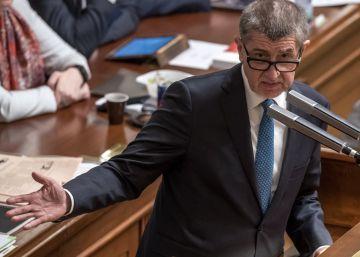 El Gobierno checo no logra la confianza del Parlamento en su investidura