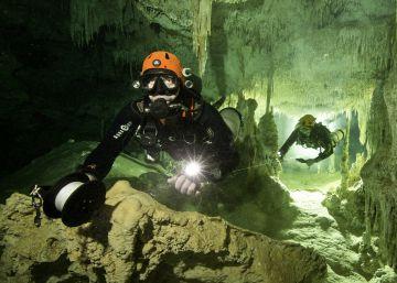 Descubierto en México el sitio arqueológico bajo el agua más grande del mundo