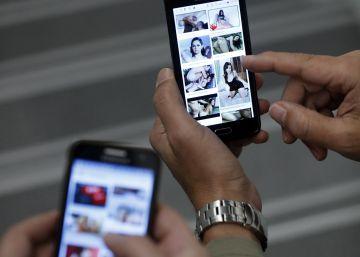 Cuidado con difundir un vídeo sexual en las redes