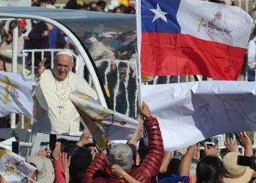 La visita del Papa a Chile se complica con más violencia mapuche