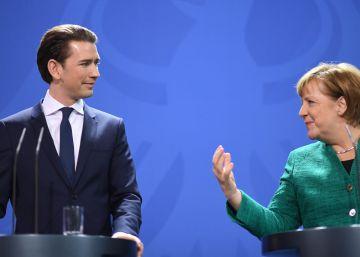 Merkel advierte al SPD de que el pacto de coalición no es renegociable