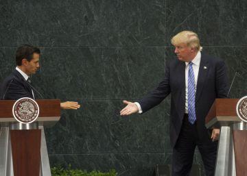 México capea el huracán Trump sin alzar la voz