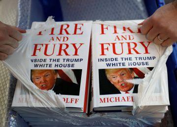 El demoledor libro sobre la Casa Blanca de Trump se adaptará a la televisión