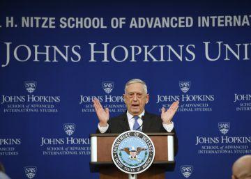 El Pentágono prioriza combatir la ?competencia estratégica? entre potencias frente al terrorismo