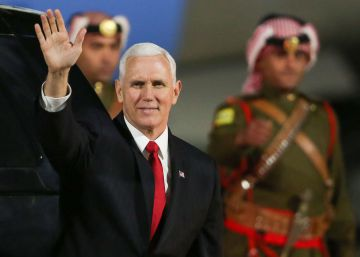 EE UU intenta mediar de nuevo en Oriente Próximo con una gira del vicepresidente Pence