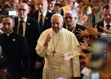 El Papa: ?¿Qué pasa en Perú que todos los presidentes acaban presos??