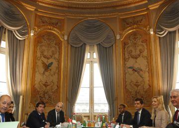 Francia moviliza a EE UU y otros aliados contra las armas químicas
