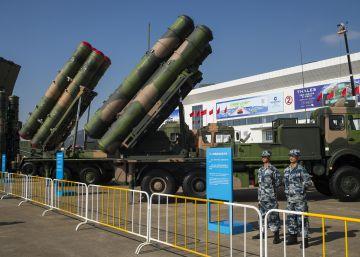 El periódico del Ejército chino insta a reforzar la capacidad nuclear del país