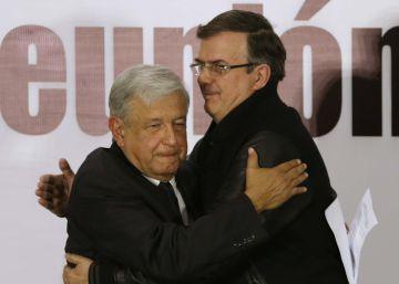 Marcelo Ebrard y Ricardo Monreal, las viejas caras nuevas de la campaña de López Obrador