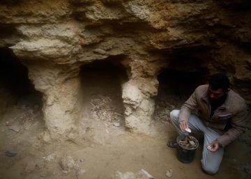 La arqueología palestina resuelve el misterio de la cripta de Gaza