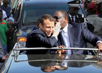 Macron baraja el referéndum ante el rechazo a su reforma constitucional