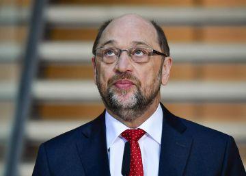 Merkel y Schulz aplazan la formación de un nuevo Gobierno otras 24 horas