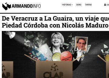 Ciudadanos pregunta a Rajoy por los ?ataques? a la prensa en Venezuela tras la salida de cuatro periodistas