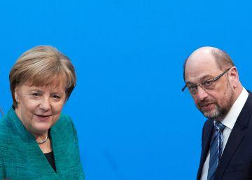 Bruselas confía en que la Gran Coalición impulse la reforma de la eurozona