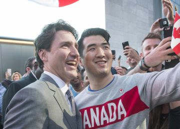 Trudeau quiere atraer ?start-ups? a Canadá