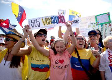 Las solicitudes de asilo venezolanas en EE UU se multiplican por 37 desde 2013