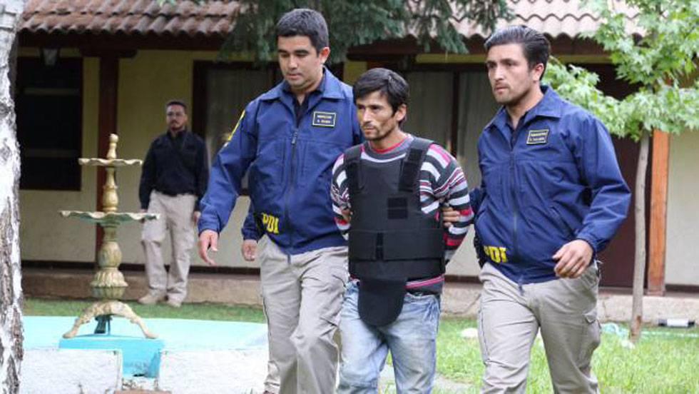 La policía chilena halla a la niña desaparecida en el bosque y al sospechoso de su secuestro