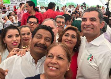 Enrique Ochoa, presidente del PRI, llama ?prietos? a los militantes de Morena