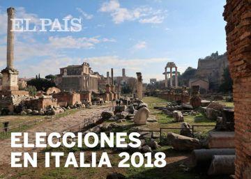 Viaje a los grandes escenarios de la Italia que vota