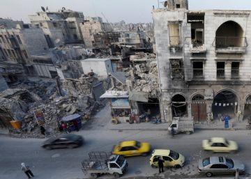 Los buitres se ciernen sobre Siria