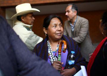La aspirante presidencial Marichuy suspende su gira por México tras sufrir un accidente
