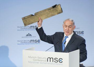 Netanyahu amenaza con actuar contra Irán