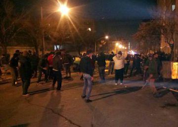Tres policías iraníes mueren en enfrentamientos con miembros de una cofradía religiosa