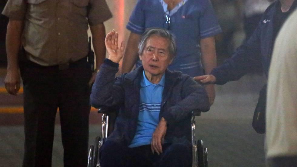 La justicia peruana ordena que Fujimori sea procesado por el asesinato de seis campesinos en 1992