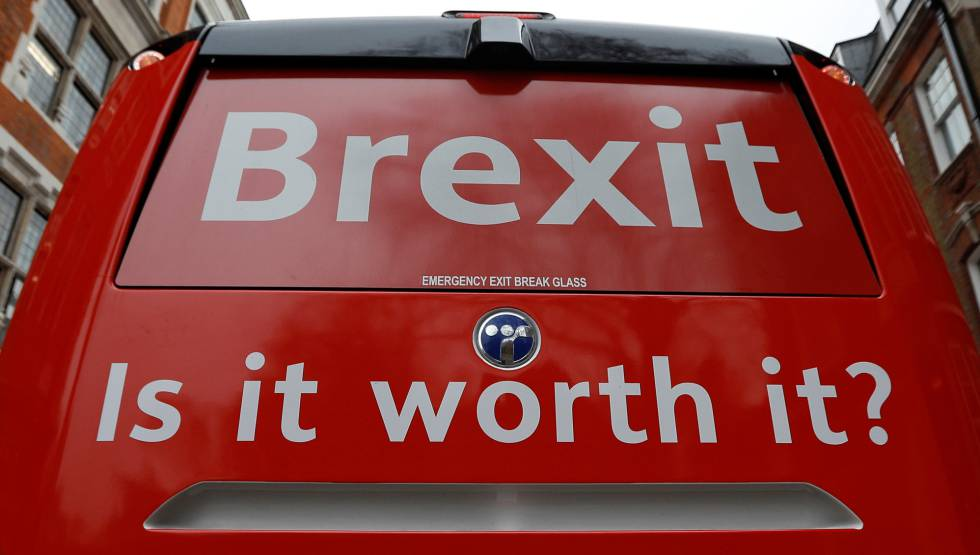 Londres quiere un periodo de transición indefinido tras el 'Brexit'