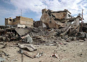 Guta Oriental, el talón de Aquiles de Damasco