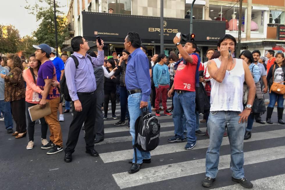'Apps' para sobrevivir a un terremoto en México