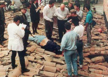 Detenido el excoronel que hizo caer a Pablo Escobar