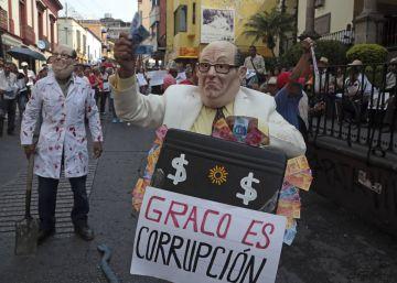 México, cada vez más corrupto por tercer año consecutivo
