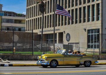 EE UU mantendrá bajo mínimos su embajada en Cuba por los supuestos ataques a su personal