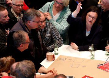 Hombre mayor busca estabilidad: el perfil del militante del SPD