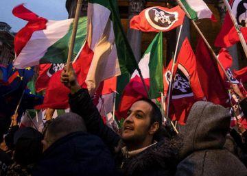 El nuevo fascismo italiano se queda fuera del Parlamento