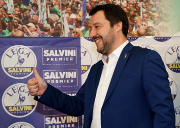 La Liga y el Movimiento 5 Estrellas se disputan el derecho a gobernar Italia