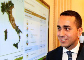 Un vendaval populista barre una era en Italia