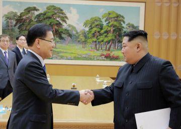 Trump acepta reunirse con el líder de Corea del Norte