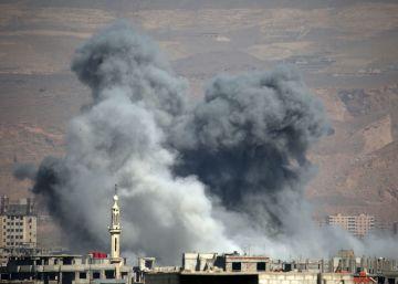 Estados Unidos advierte a Siria contra el uso de gas en Guta