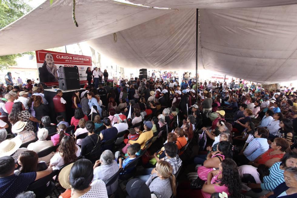 Los ataques contra Sheinbaum marcan el primer debate electoral en Ciudad de México