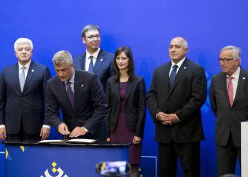 La cumbre de la UE en Sofía evita dar perspectiva de adhesión a los Balcanes