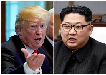 Trump garantiza al líder de Corea del Norte que seguirá en el poder tras la desnuclearización