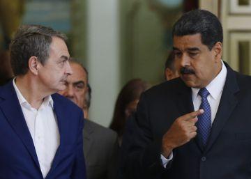 Zapatero: ?No tengo duda de que los venezolanos van a votar libremente?