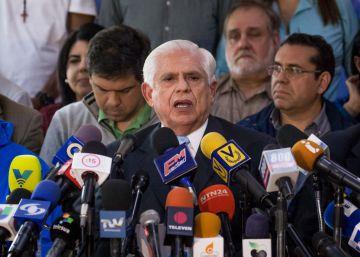 El presidente del Parlamento venezolano desconoce la reelección de Maduro