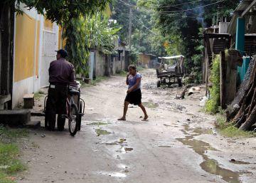 La violencia hace repuntar el número de refugiados centroamericanos