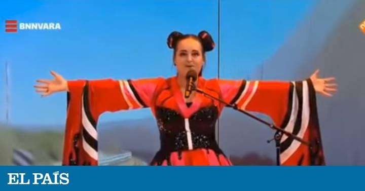 Una sátira holandesa de la canción ganadora de Eurovisión provoca la queja de la embajada de Israel