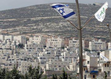 Israel planea construir 2.500 nuevas viviendas en asentamientos judíos en Cisjordania