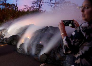 Los ríos de lava del Kilauea dividen la isla de Hawái y fuerzan nuevas evacuaciones